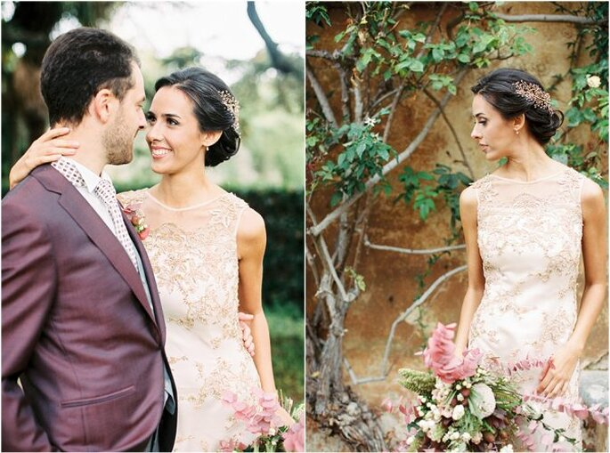 Esther and Gabe Fine Art Wedding Photography