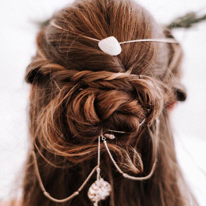 Bijoux de tête pour mariage