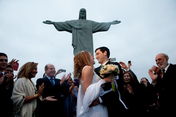 Casar aos pés do Cristo Redentor é uma possibilidade bem real!