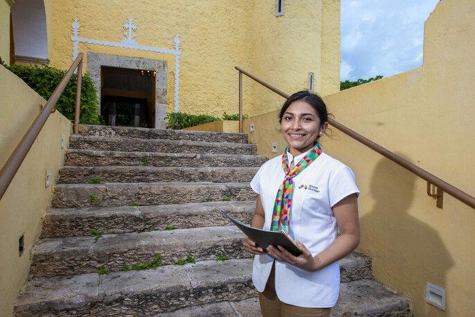 Mayan Heritage wedding planner Mérida