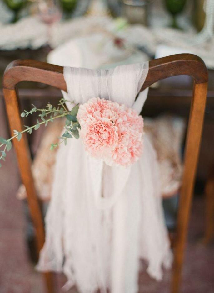 decoración con tul - Marcie Meredith Photography