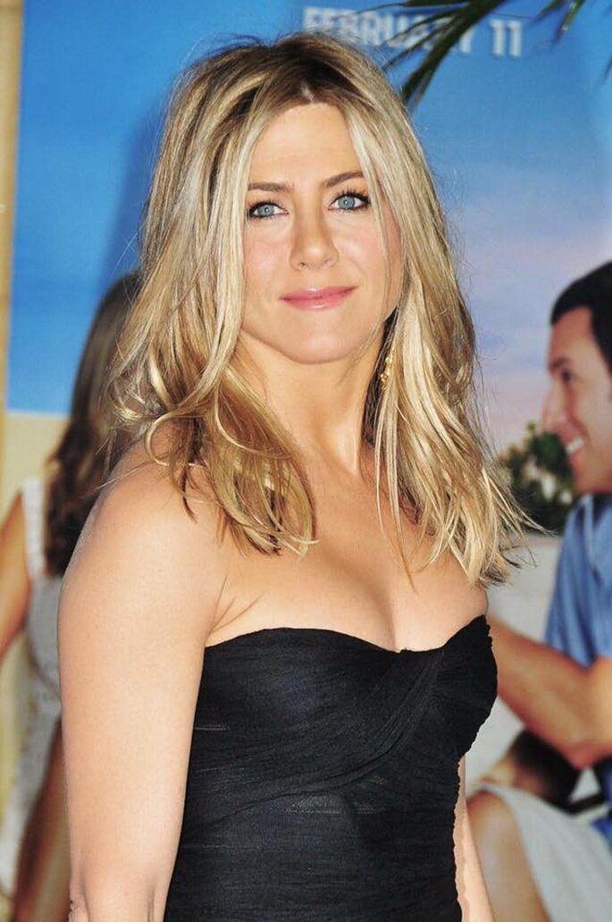 Foto via Facebook @IAmJenniferAniston