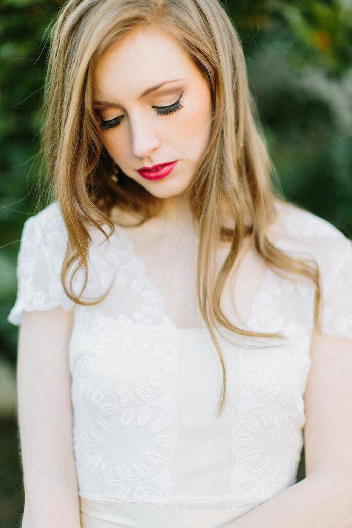 8 tendencias en belleza para novias que serán extraordinarias este 2015 - Love by Serena