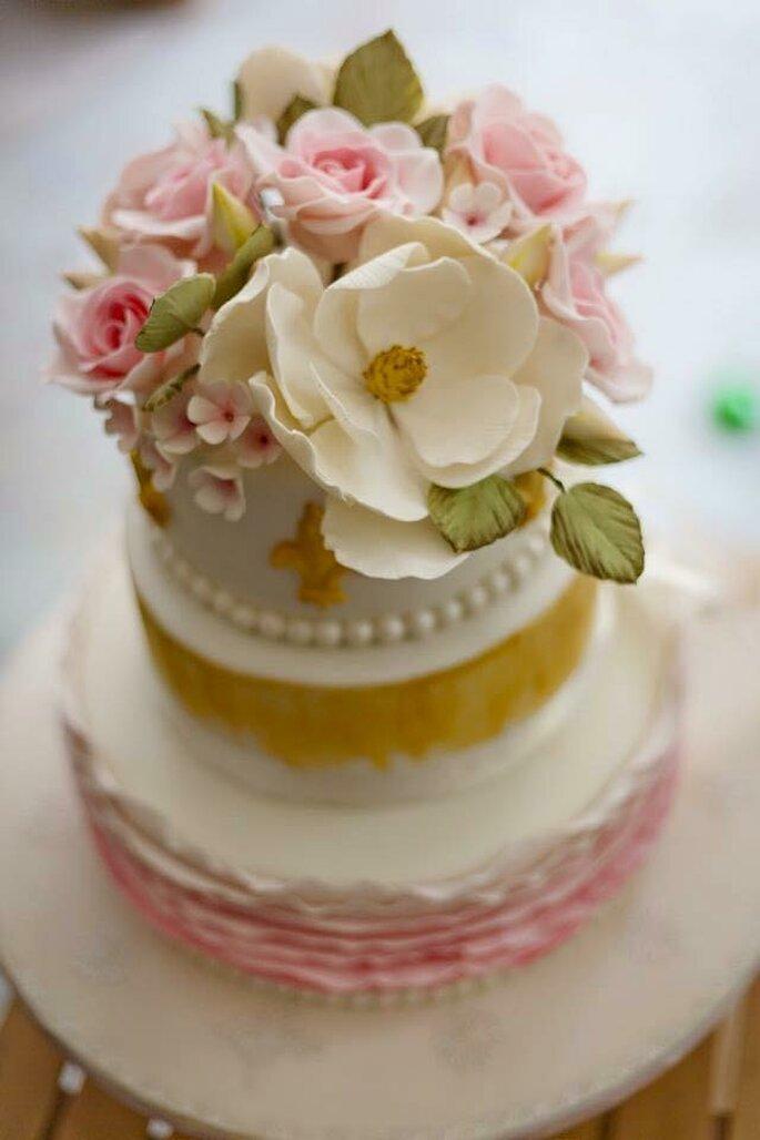 Photo: The Hot Pink Cake  Studio by Ipshita.
