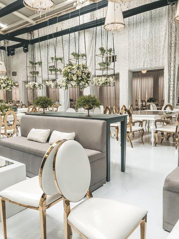 Vanessa Pérez Design mobiliario para bodas Bogotá