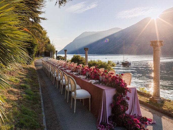 Villa Heleneum, in Ticino
