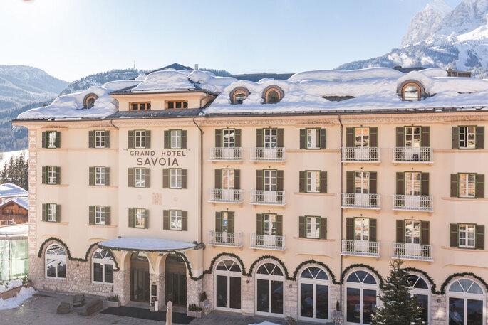 RADISSON Grand Hotel Savoia Cortina D'Ampezzo