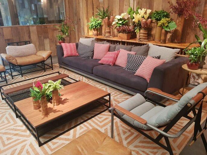 lounge Casa Manioca