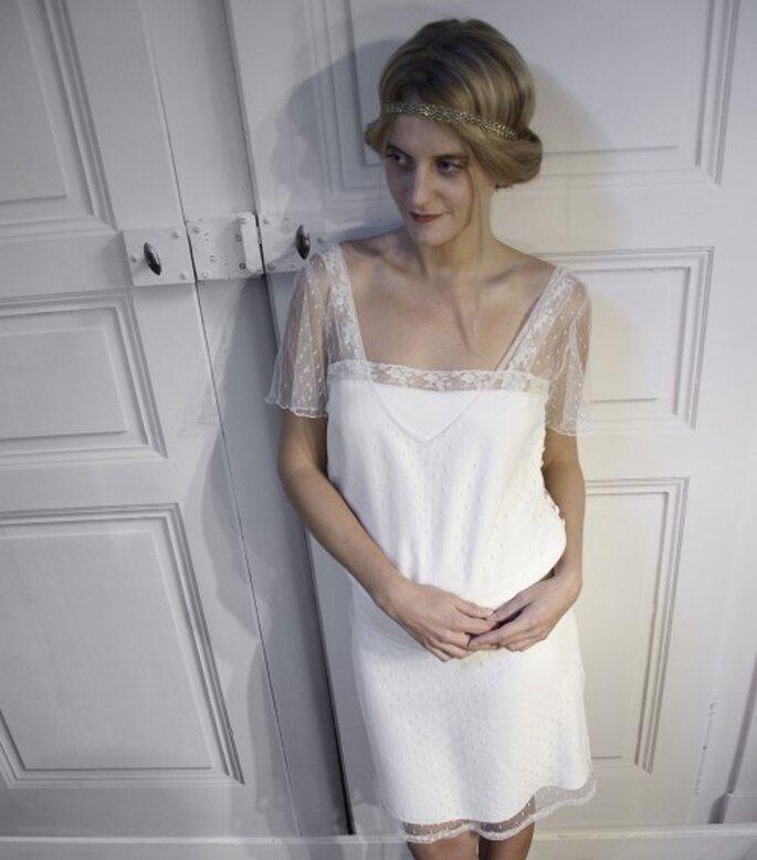 Modèle Janis par Stéphanie Wolff
