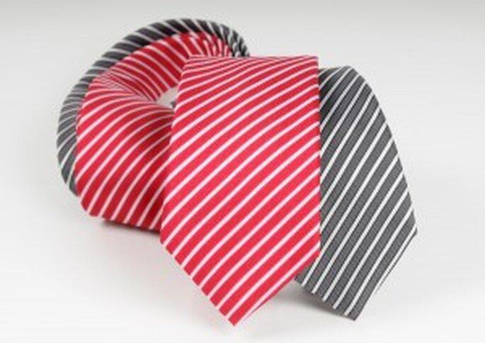 Corbatas de rayas de SOLOiO