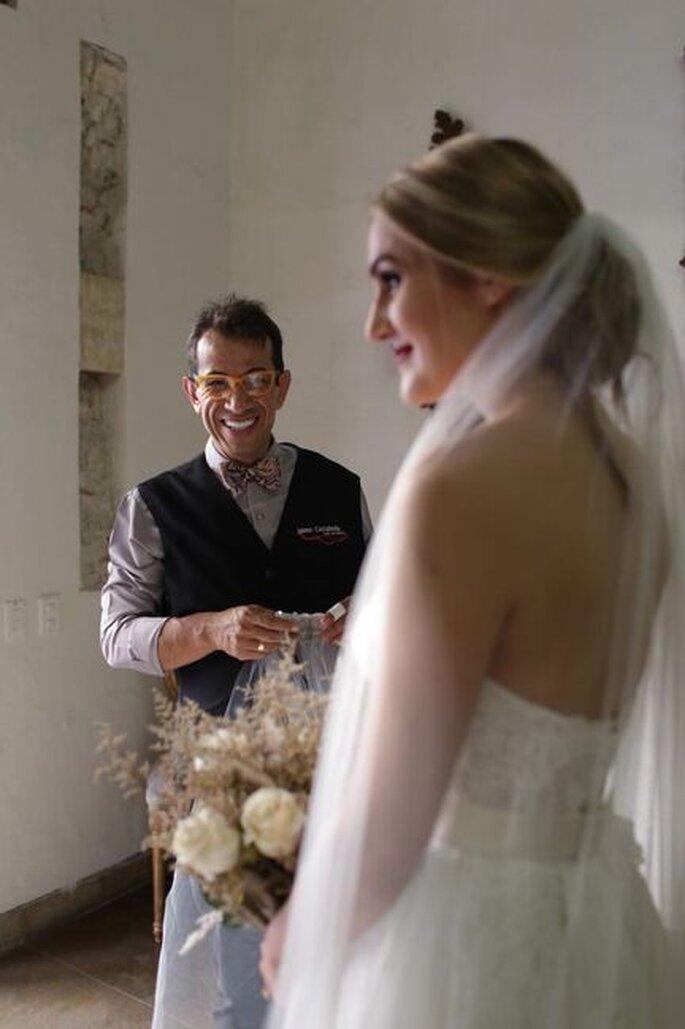 Jaime Castañeda arreglo de la novia