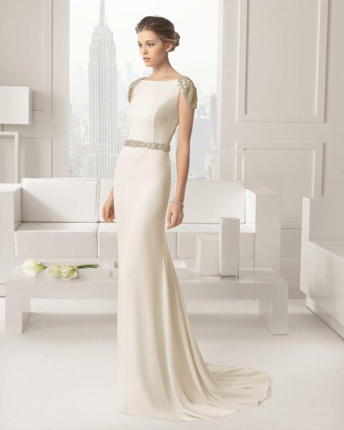 12 vestidos de novia que estarán de moda en 2015 - Rosa Clará