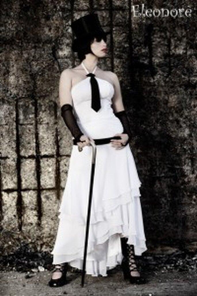 """Das Brautkleid der Woche: Modell """"Eleonore"""" von Lucardis Feist"""
