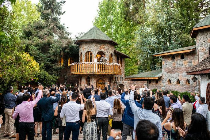 Torreon del Principal lugares para matrimonios Chile