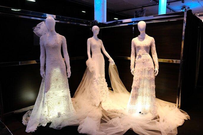 Vestidos de Lourdinha Noyama. Foto: Namour Filho