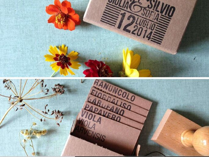Piccolo Wedding Seeds