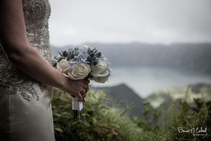Vista sobre os Açores