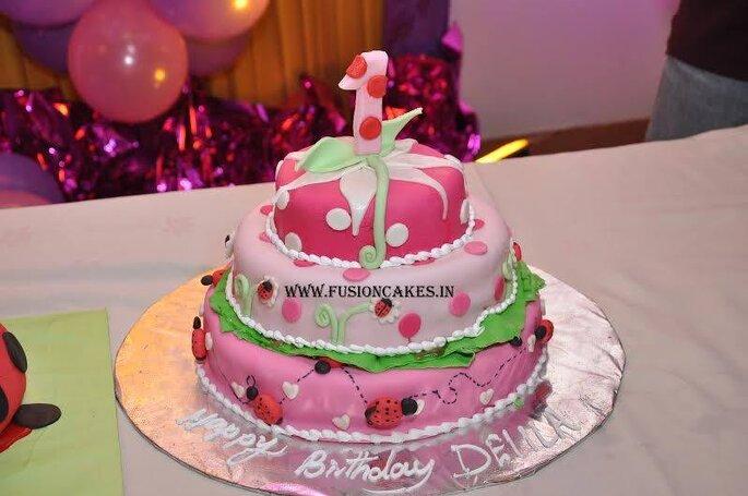 Photo: Fusion Bouche Cakes Shop.