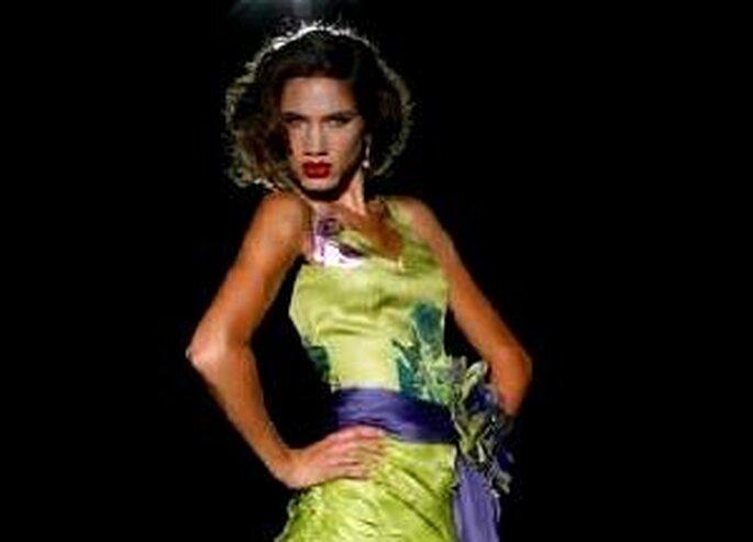Colección Nuit de vestidos de cóctel Model Novias 2009