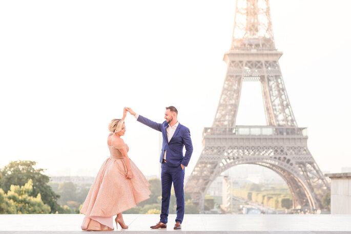 Anaïs Guerlin - Photographe de mariage - Paris