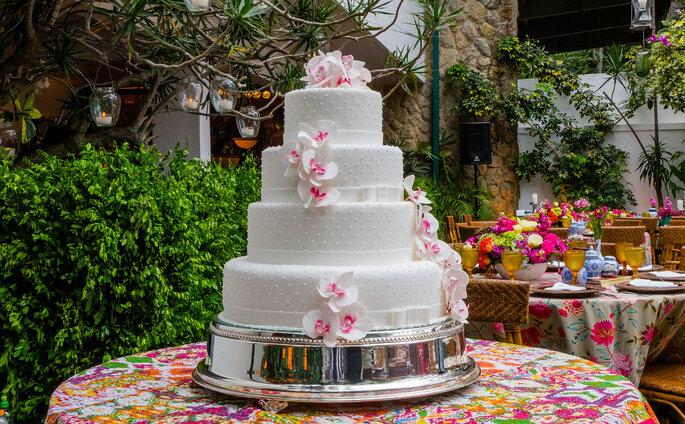 Dirce Corrêa - doces casamento rj