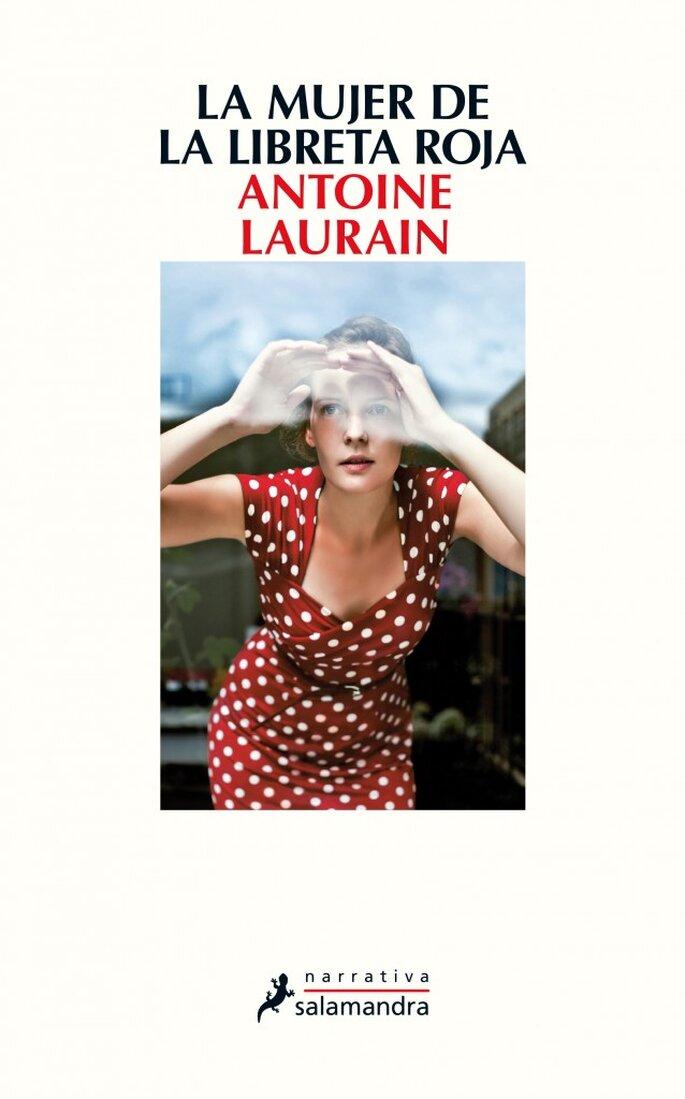 La mujer de la libreta roja (Antoine Laurain, 2014)