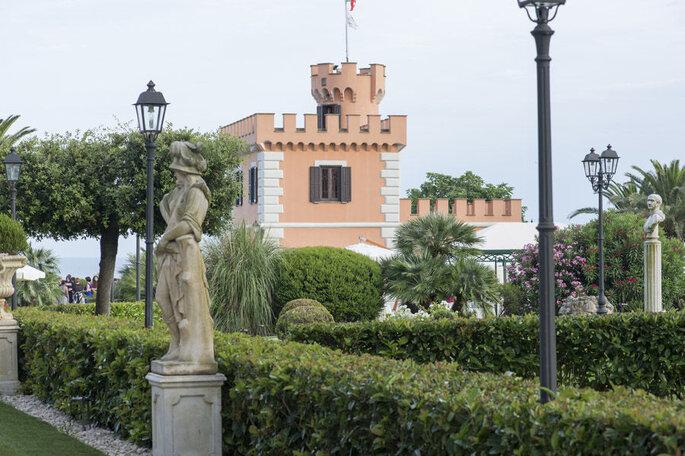Il Castello Borghese - Lieu de réception mariage - Italie