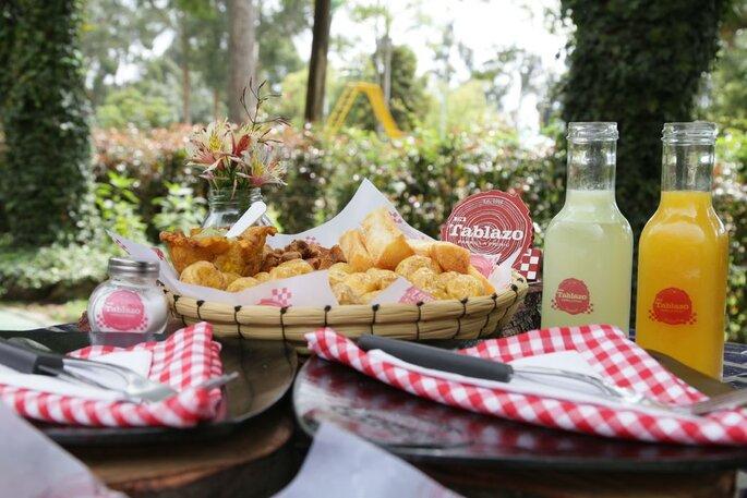 Planes de despedida de soltera: un día de gastronomía