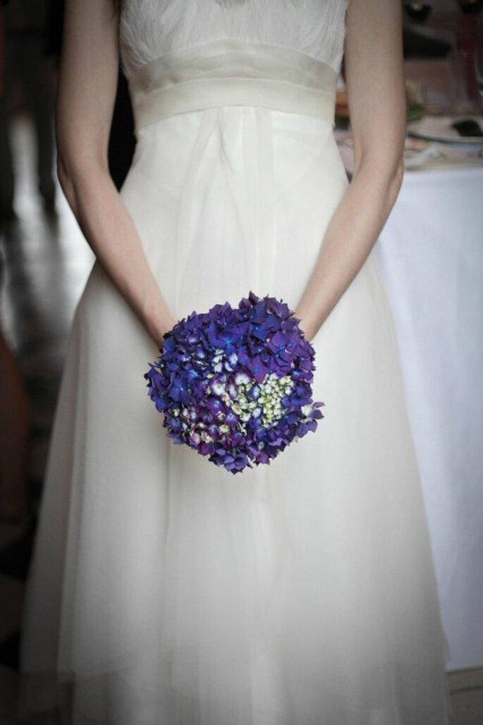 Mariage en hiver - Bouquet Carnets de Mariage, www.carnetsdemariage.com
