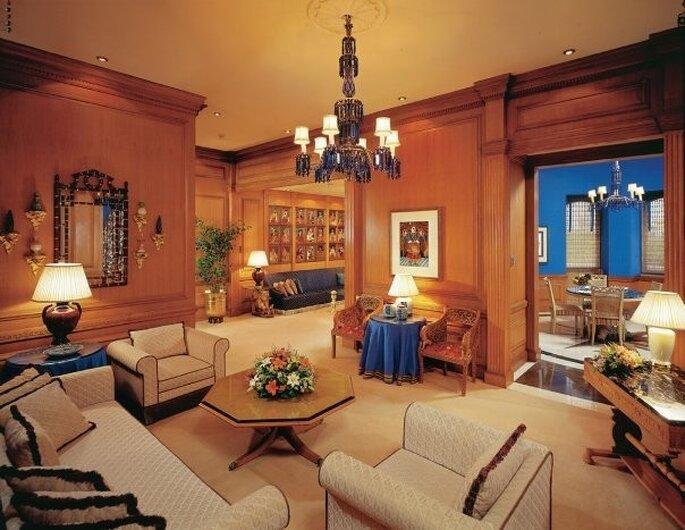 Hotel: The Lalit Mumbai.