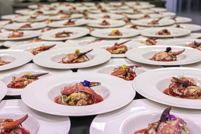 La Cocina de José Fernández catering bodas Zaragoza
