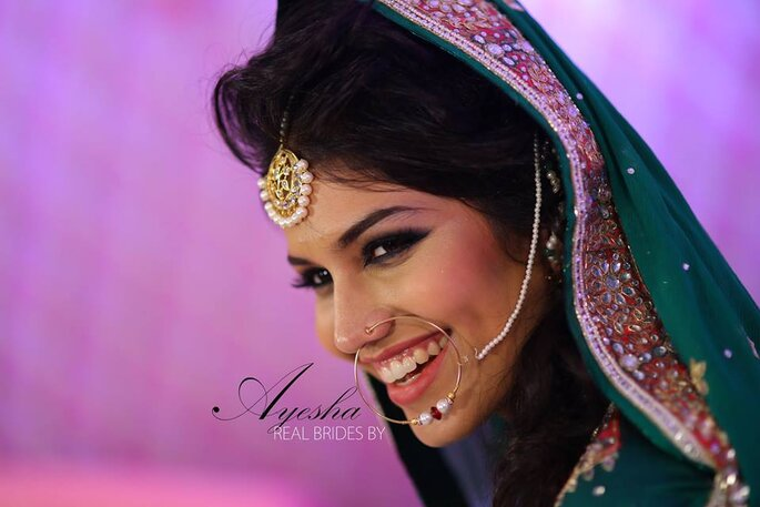 Photo: Rude & Chic by Ayesha AK.