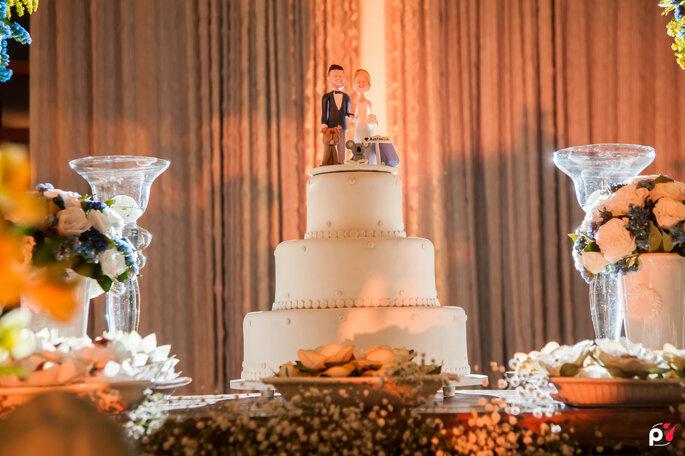 Mesa dos doces casamento
