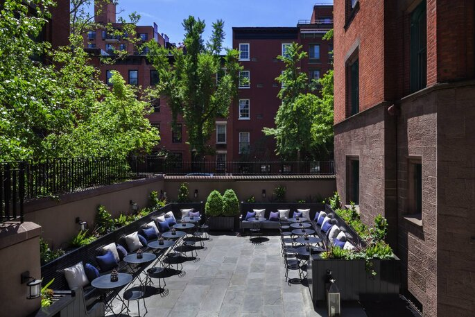 Photo : THE HIGH LINE HOTEL