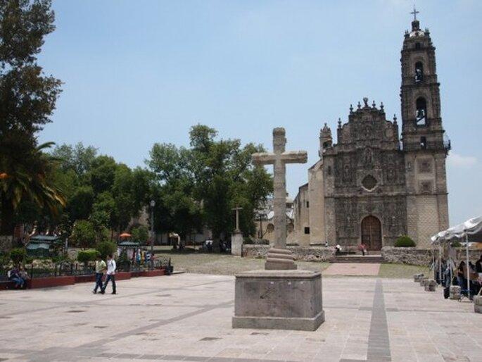 Conoce los mágicos rincones de este pueblo mágico en tu boda - Foto Expo Bodas Tepotzotlán 2013