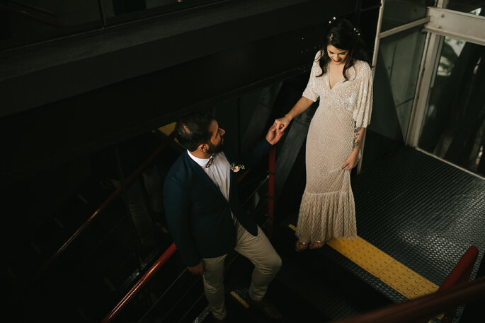 Vestido: Le Lis Blanc - Foto: Marcelinos Fotografia