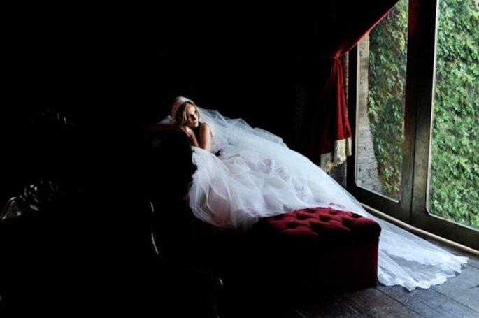 Seis consejos para elegir el mejor vestido de novia - Foto Priscilla Falcon Moeller
