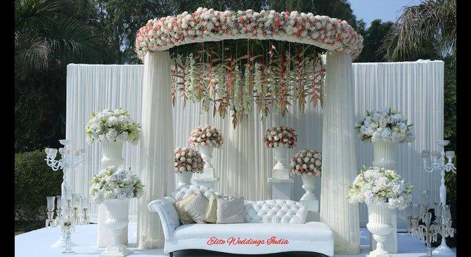 Photo: Elite Weddings.