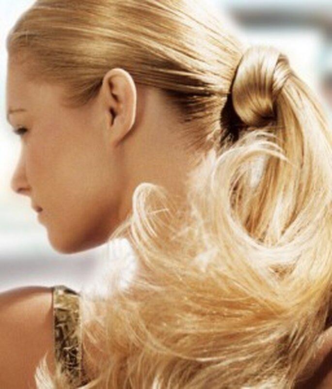 Para que tu cabello luzca radiante el día de tu boda