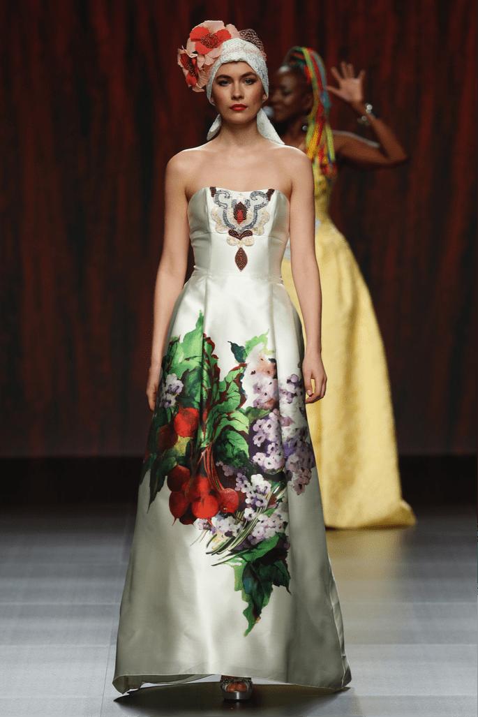Foto: Ana Torres by Barcelona Bridal Week