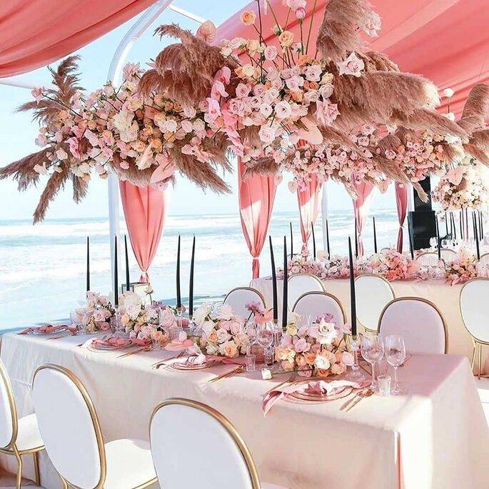 significado cores decoração casamento