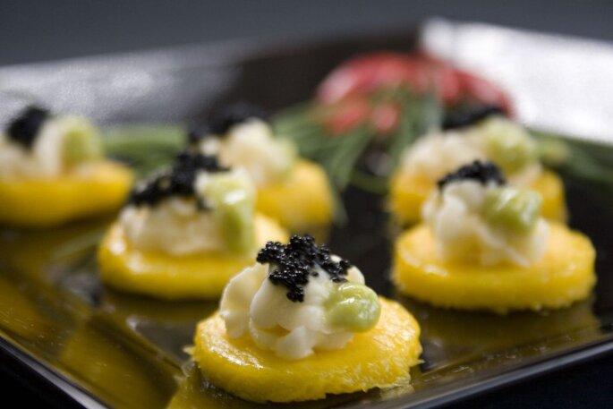 Rappanui Gastronomia - Festa de noivado