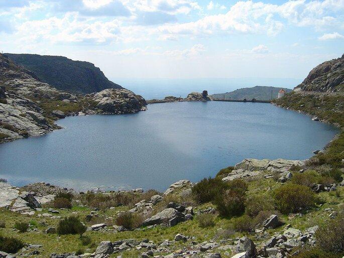 Serra da Estrela no verão. Foto: Wikimedia