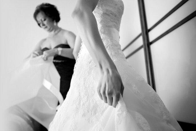 Briefez vos témoins de mariage ! - Photo : Byphotografos