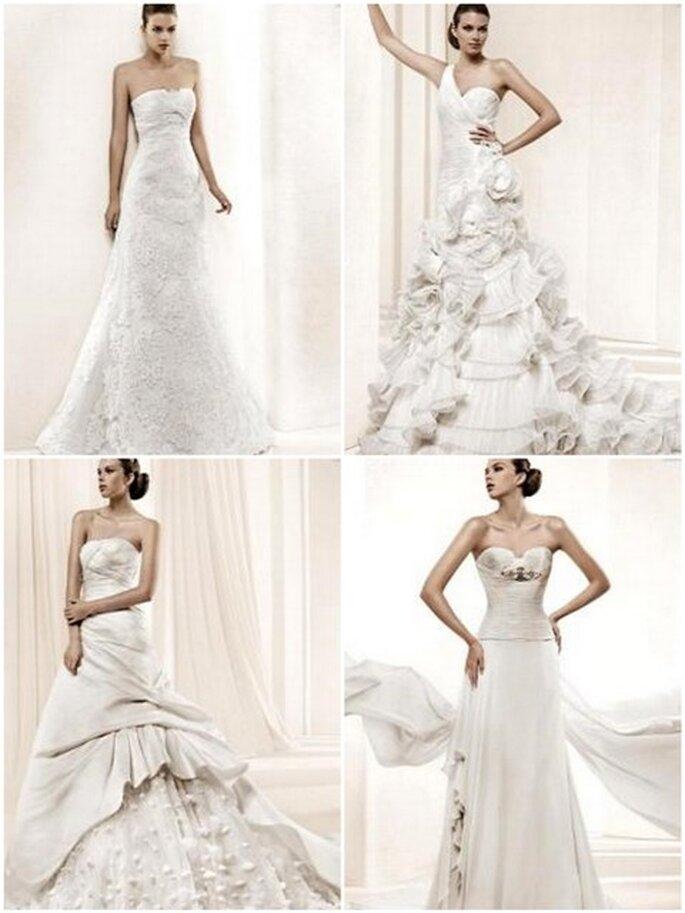 Colecção Vestidos de Noiva La Sposa 2011