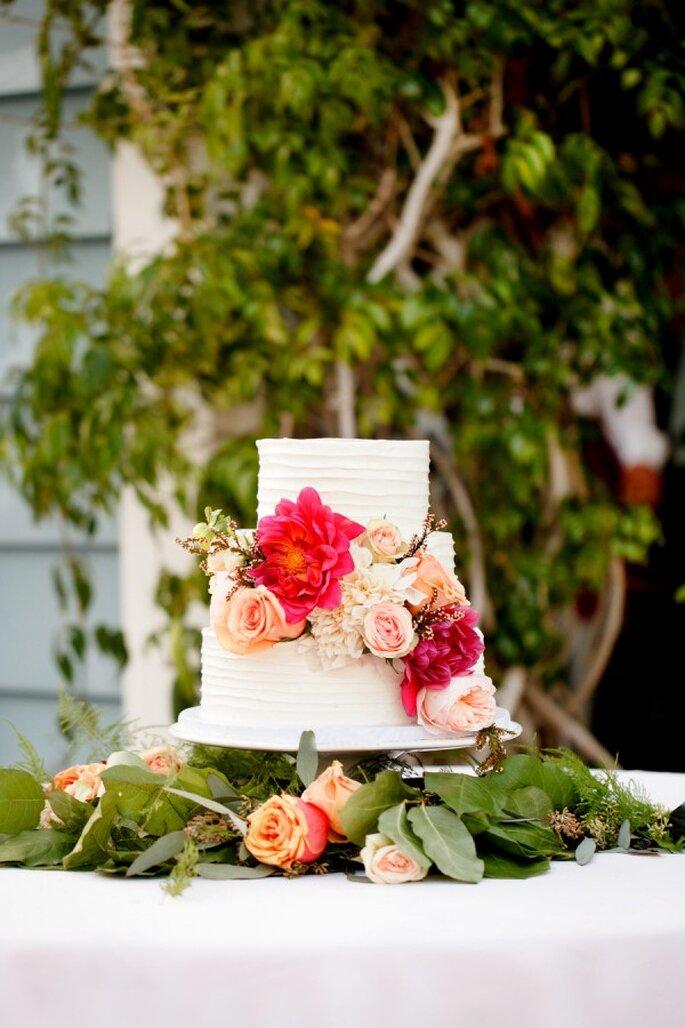 Los mini cakes como tendencia must en bodas - Foto Ashlee Raubach