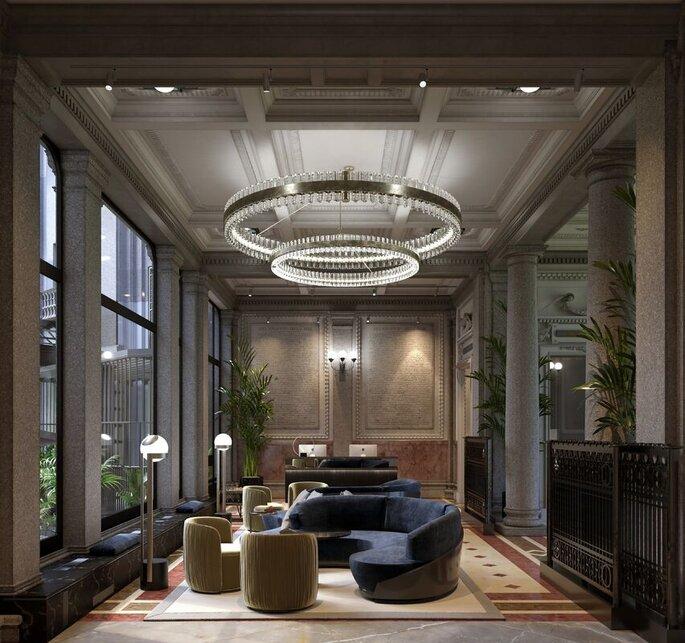 Radisson Collection Hotel Palazzo Touring Club Milano