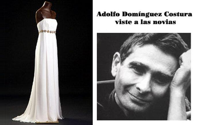 Adolfo Domínguez diseñador