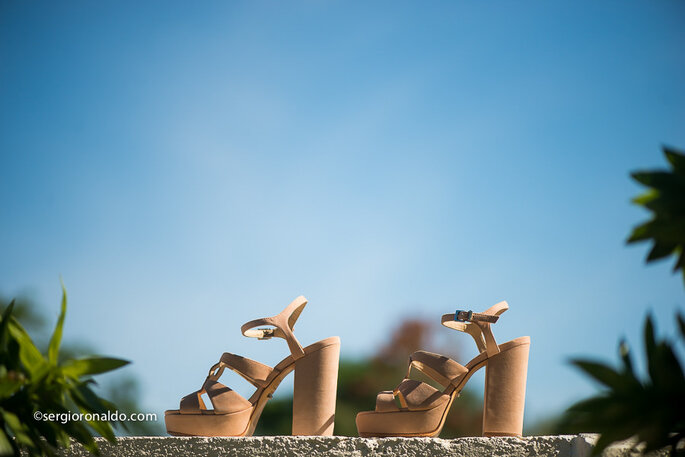 Sapato da noiva: Schutz