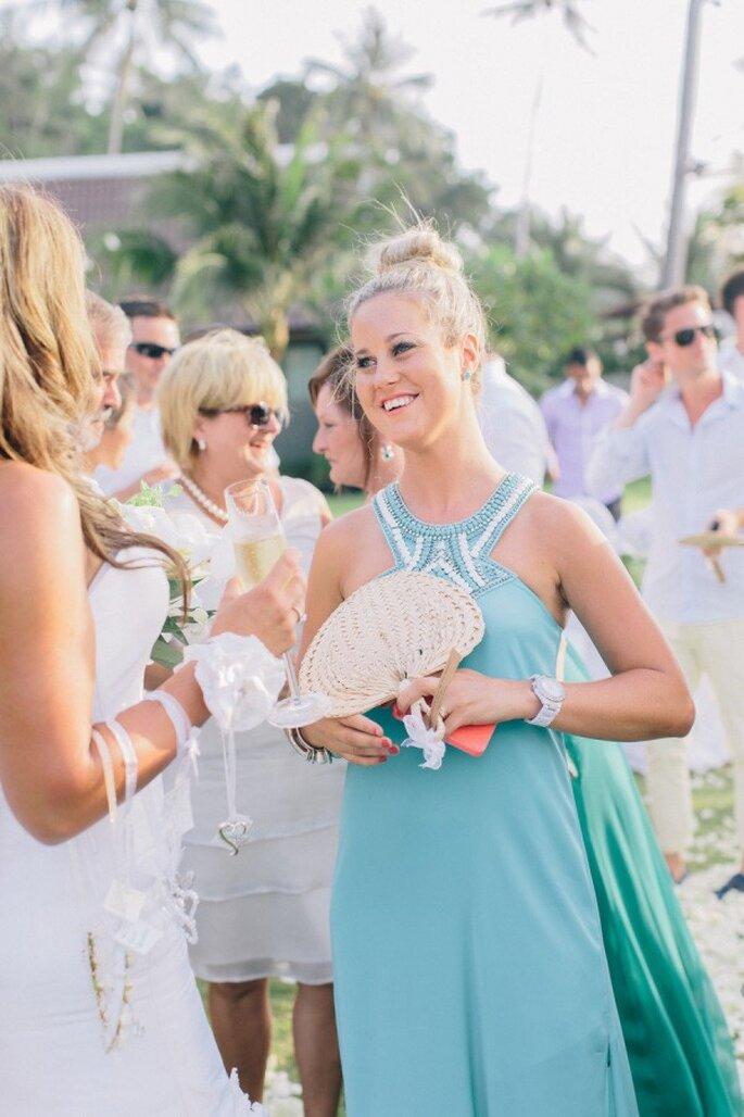 10 cosas que no debes hacer como invitado de boda - Foto Corbin Gurkin